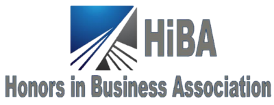 Honors in Business Association logo